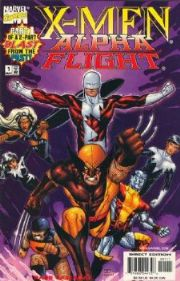 X-Men And Alpha Flight (1998 Series)